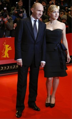 Ralph Fiennes, Kate Winslet, 59th Berlinale/Reuters