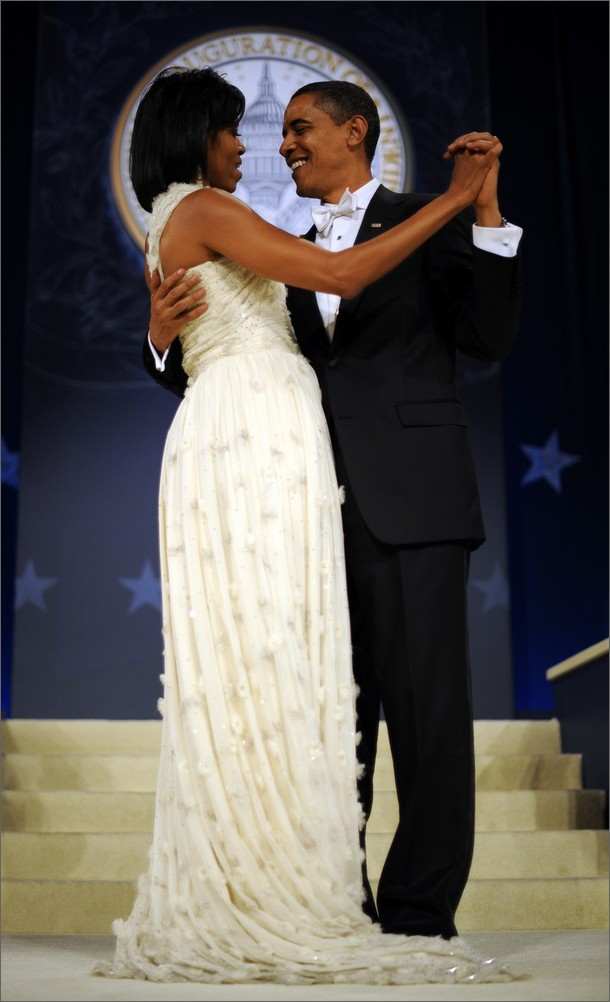 President and First Lady Obama/© Getty
