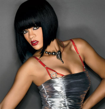 Rihanna.  Photo: Vibe.com