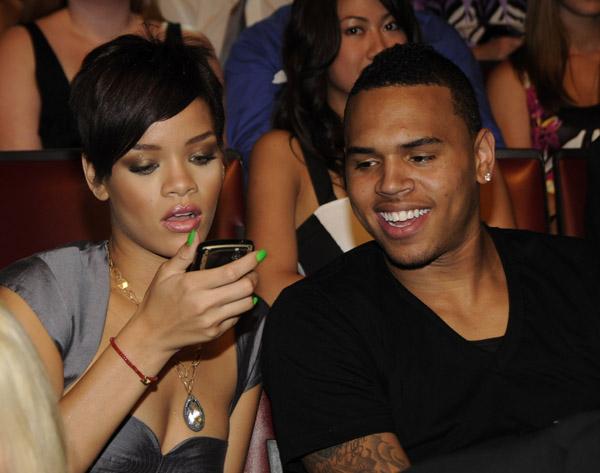 Rihanna, Chris Brown/File photo