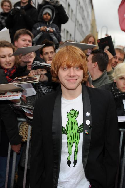 Rupert Grint, 59th Berlinale