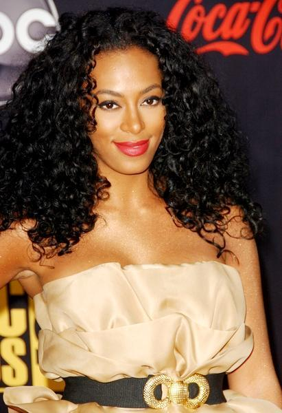 Solange Knowles Released From Hospital.  File Photo