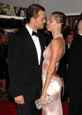 Tom Brady and Gisele Bundchen. File Photo