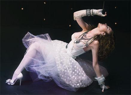 Lindsay Lohan / Glamour Magazine
