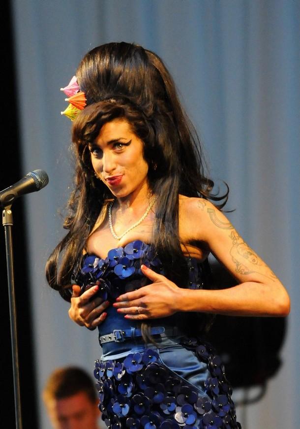 Amy Winehouse / File photo