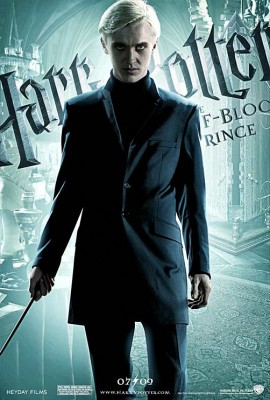 Draco Malfoy, Harry Potter And The Half-Blood Prince / ©Warner Bros