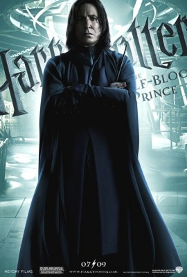 Severus Snape, Harry Potter And the Half-Blood Prince / ©Warner Bros