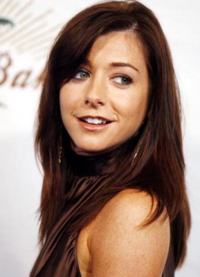 Alyson Hannigan. Photo:Gettyimages.com