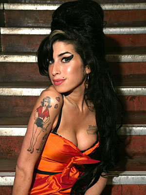 Amy Winehouse  File Photo