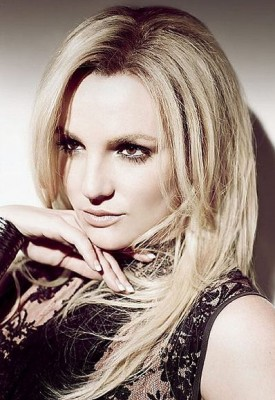 Britney Spears Circus Photo File