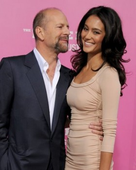 Bruce Willis And Emma Heming File Photo