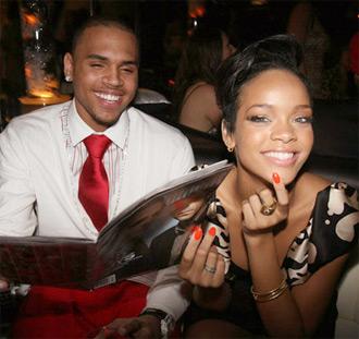 Chris Brown, Rihanna / File photo