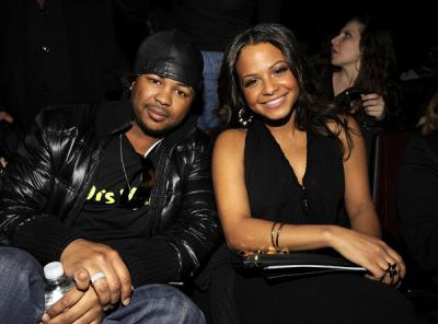 Christina Milian and The Dream File Photo