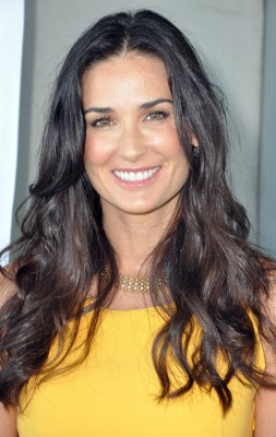 Demi Moore's Hotness Personafied.  Photo: Gettyimages.com