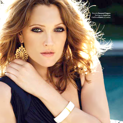 Drew Barrymore Courtesy of Gotham Magazine