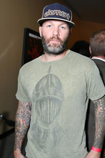 Fred Durst File Photo