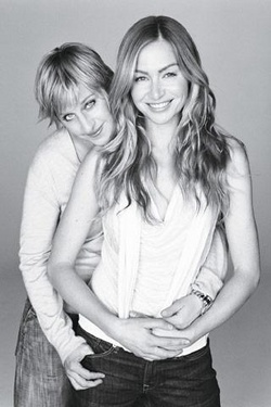 Ellen And Portia File Photo
