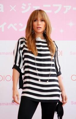 Jennifer Lopez Ooh La La.  Photo: Splashnewsonline.com