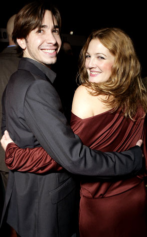 Justin Long & Drew Barrymore Back On?  File Photo