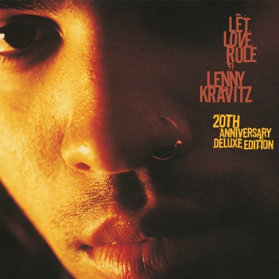 Lenny Kravitz let Love Rule20th Anniversary Edition Cover. Cover: Provided By M. Bitton