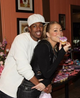 Mariah Carey And Nick Cannon File Photo