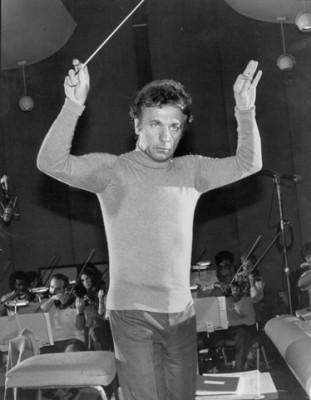 Maurice Jarre.  File Photo