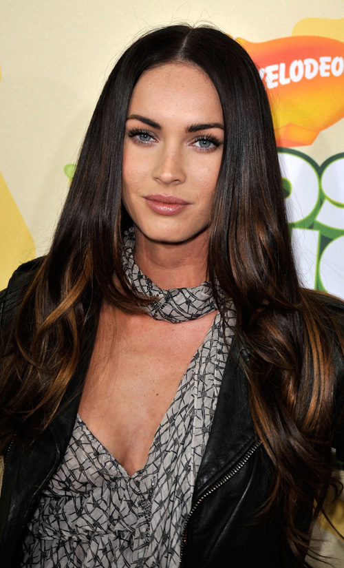 Megan Fox At Nick's Awards  Photo: Gettyimages.com