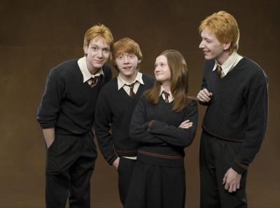 Weasley Family / ©Warner Bros.