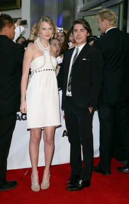 "Taylor Swift and Zac Efron At The Sydney Premiere of ""17 Again"".  Photo: Wireimage.com"