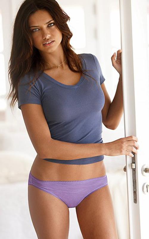 Adriana Lima For Victoria's Secret.  Photo: VictoriasSecret.com