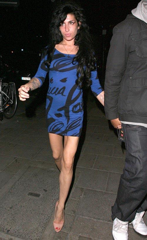 Amy Winehouse. Photo: Flynetonline.com