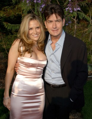 Charlie and Brooke Sheen www.blogspot.com