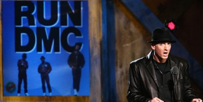 Eminem Run DMC WWW.MTV.COM