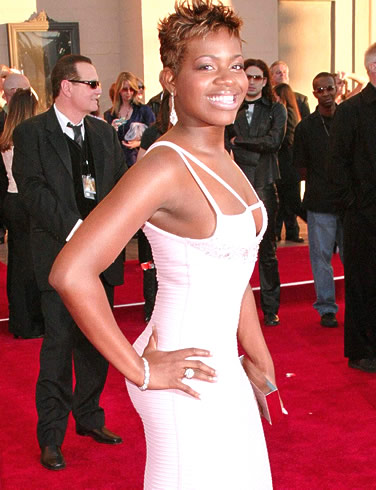 Fantasia Barrino File Photo