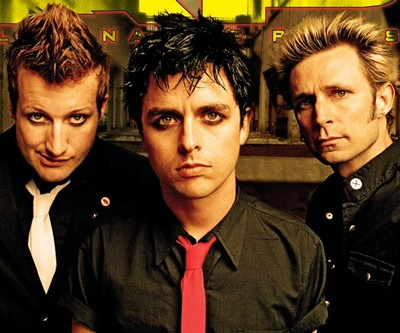 Green Day File Photo