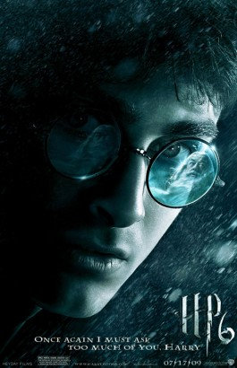 Harry Potter Promotional Movie Poster.  Photo:  WarnerBros