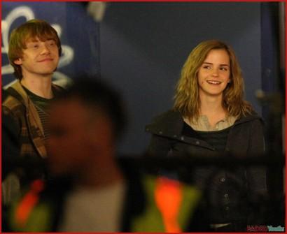 Rupert Grint, Emma Watson / Photo: FadedYouth.com