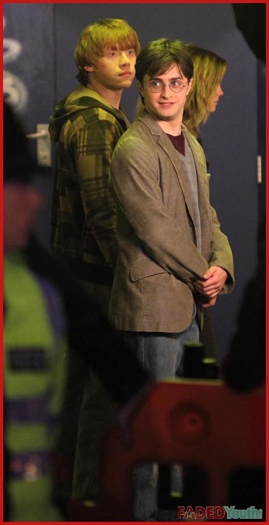 Daniel Radcliffe, Rupert Grint / Photo: FadedYouthBlog.com