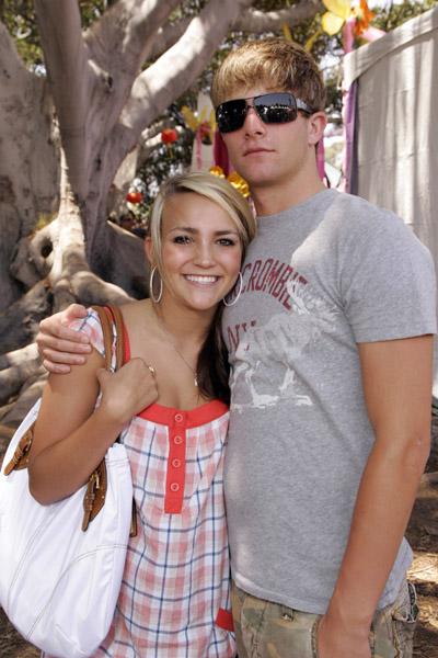 Jamie Lynn Spears & Casey Aldridge.  File Photo