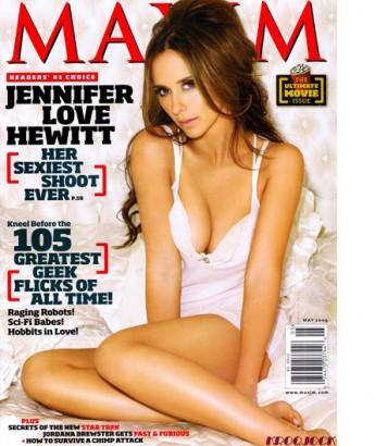 Jennifer Love Hewitt www.maxim.com