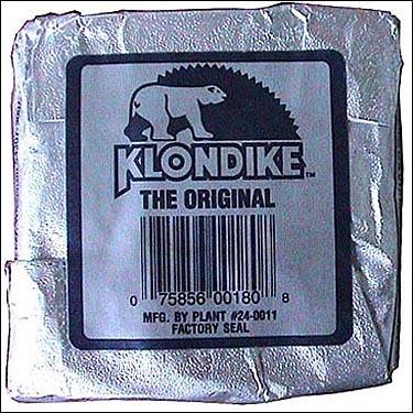 Klondike Bar.