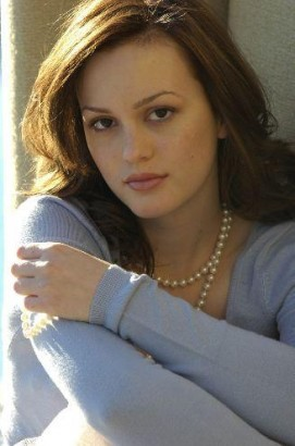 Leighton Meester Is Also A Singing Girl.  File Photo