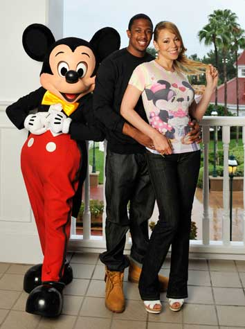 Mariah and Nick Cannon www.blogspot.com