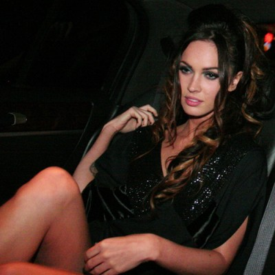 Megan Fox Arriving At Chateau Marmont.  Photo: Famepictures.com