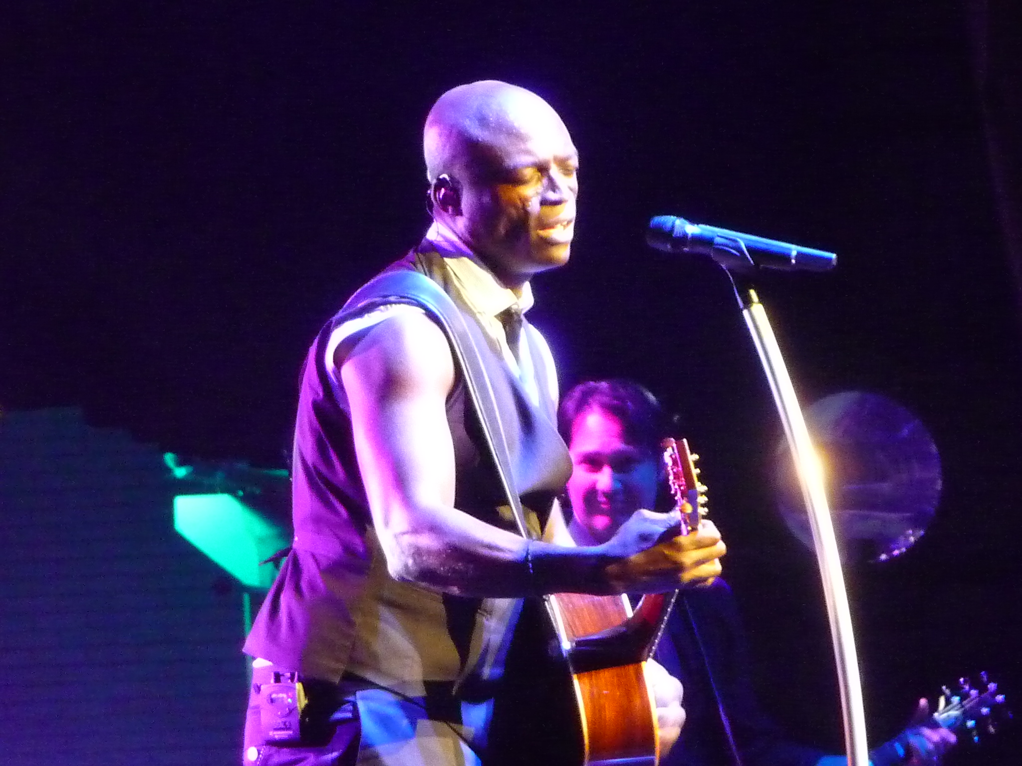 Drfunkenberry.com Exclusive! Seal In NYC.  Photo: GED