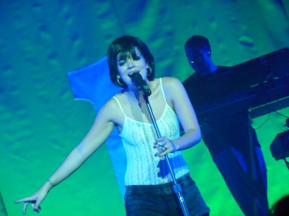 Lilly Allen In New York City.  Docfb.com Exclusive Photos:GED