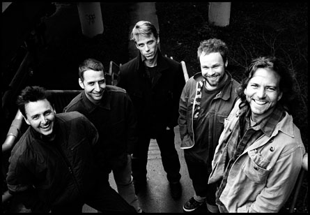 Pearl Jam File Photo