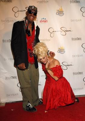 Dennis Rodman / File photo