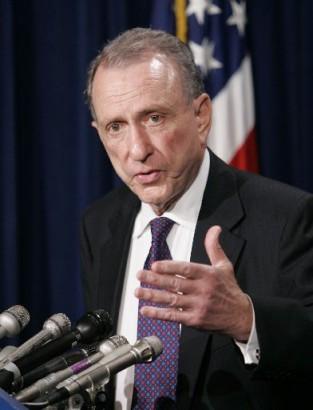 Senator Arlen Specter / File photo
