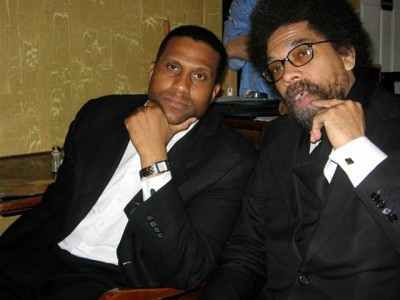 Tavis Smiley & Dr. Cornell West.  File Photo